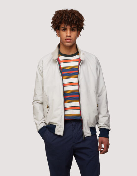 BARACUTA The G Nine Jacket Mist 1