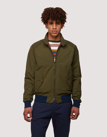 BARACUTA The G Nine Jacket Beech 1