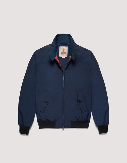BARACUTA The G Nine Jacket Navy 5