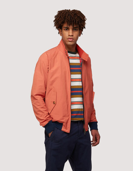 BARACUTA The G Nine Jacket Peach 2