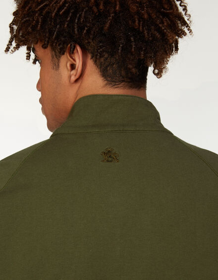 BARACUTA Summer Fleece G9 Military Olive 4