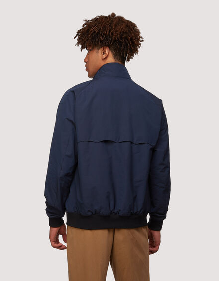 BARACUTA The G Nine Jacket Navy 3