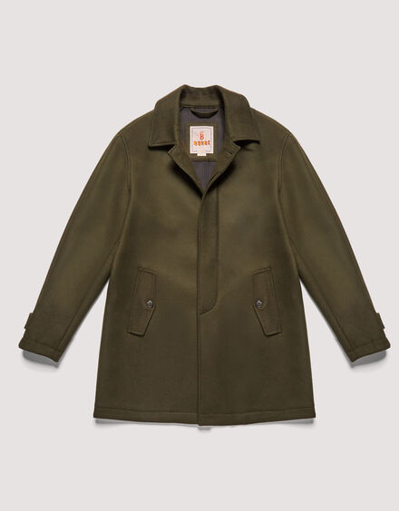 BARACUTA G10 Archive Fit Felted Neo Loden 5