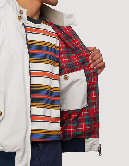 BARACUTA The G Nine Jacket Mist 4