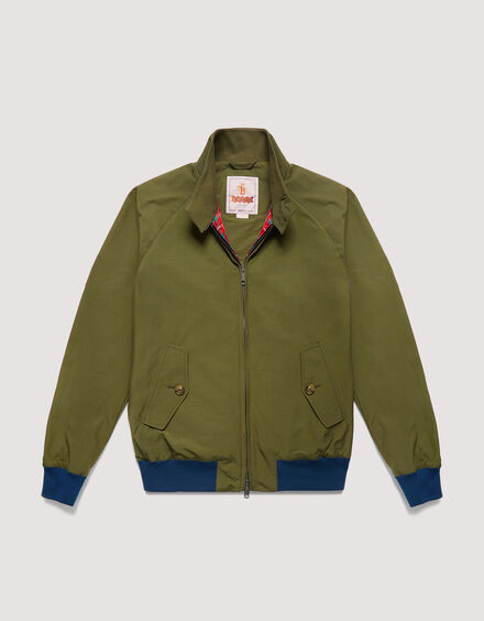 BARACUTA The G Nine Jacket Beech 5