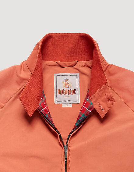 BARACUTA The G Nine Jacket Peach 6