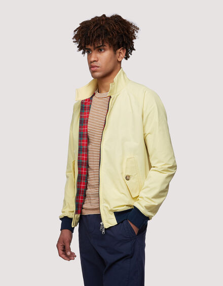 BARACUTA The G Nine Jacket Straw 2