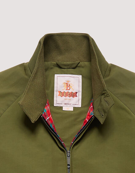 BARACUTA The G Nine Jacket Beech 6