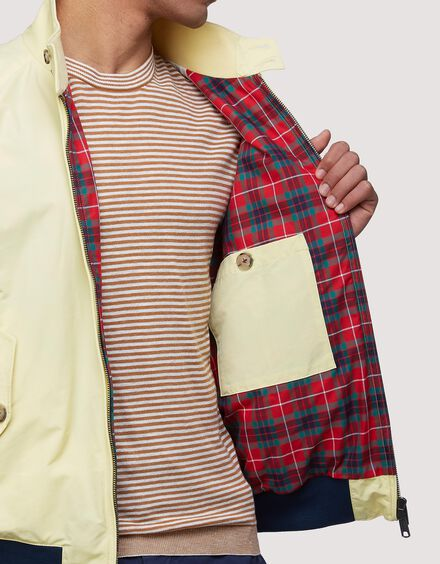 BARACUTA The G Nine Jacket Straw 4