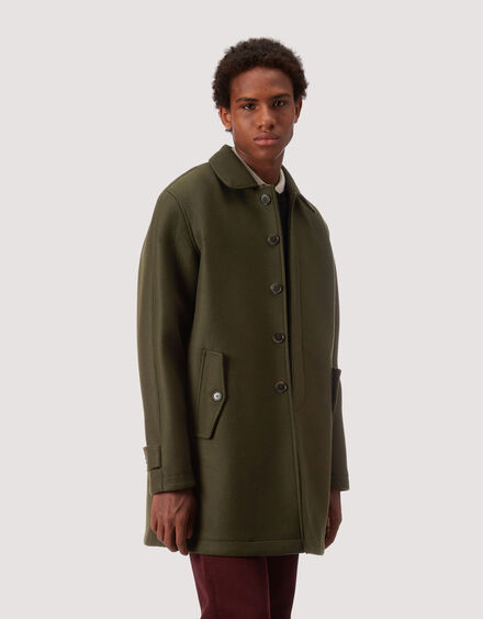 BARACUTA G10 Archive Fit Felted Neo Loden 2