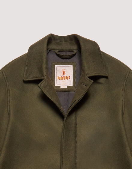 BARACUTA G10 Archive Fit Felted Neo Loden 6