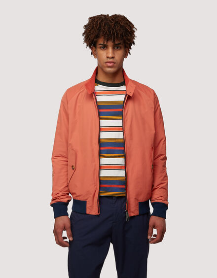 BARACUTA The G Nine Jacket Peach 1
