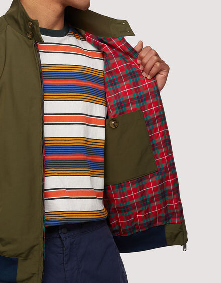 BARACUTA The G Nine Jacket Beech 4