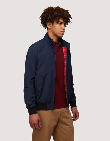 BARACUTA The G Nine Jacket Navy 2