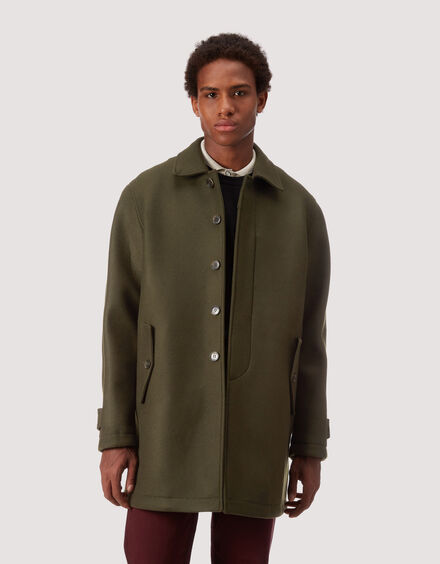 BARACUTA G10 Archive Fit Felted Neo Loden 1