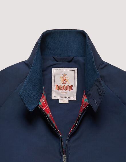 BARACUTA The G Nine Jacket Navy 6