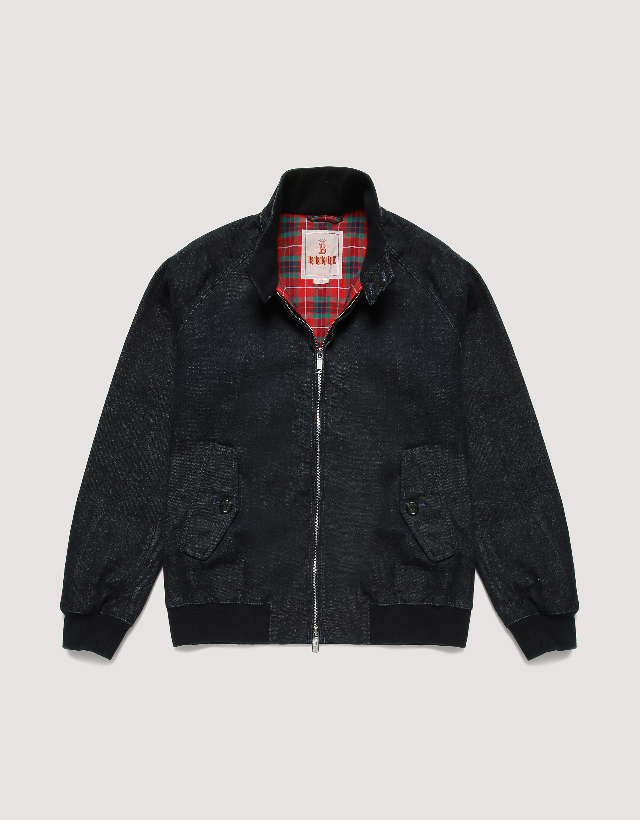 BARACUTA G9 Denim 5
