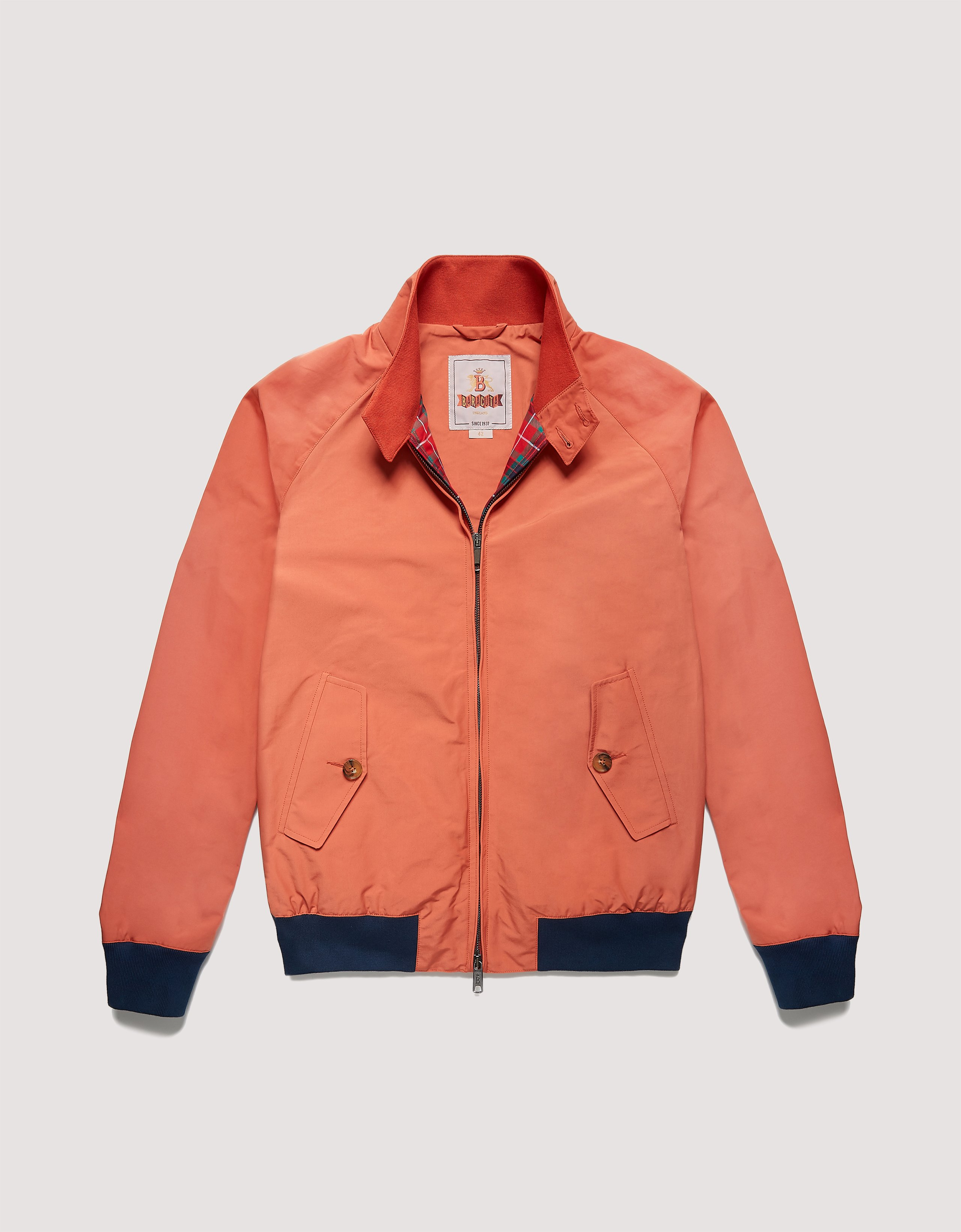 BARACUTA The G Nine Jacket Peach 5