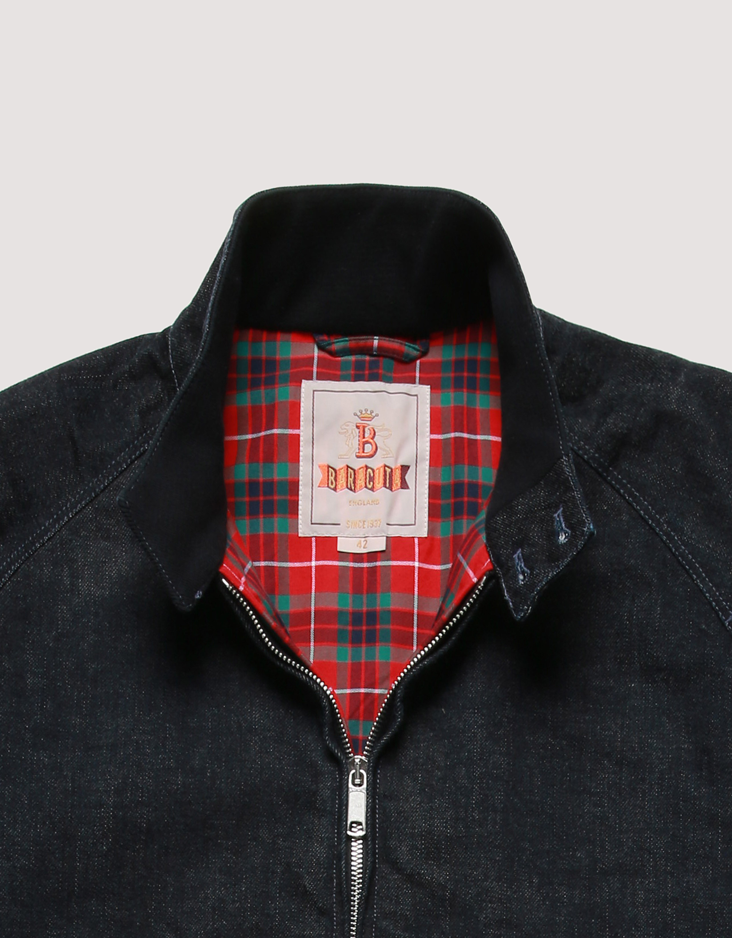 BARACUTA G9 Denim 6