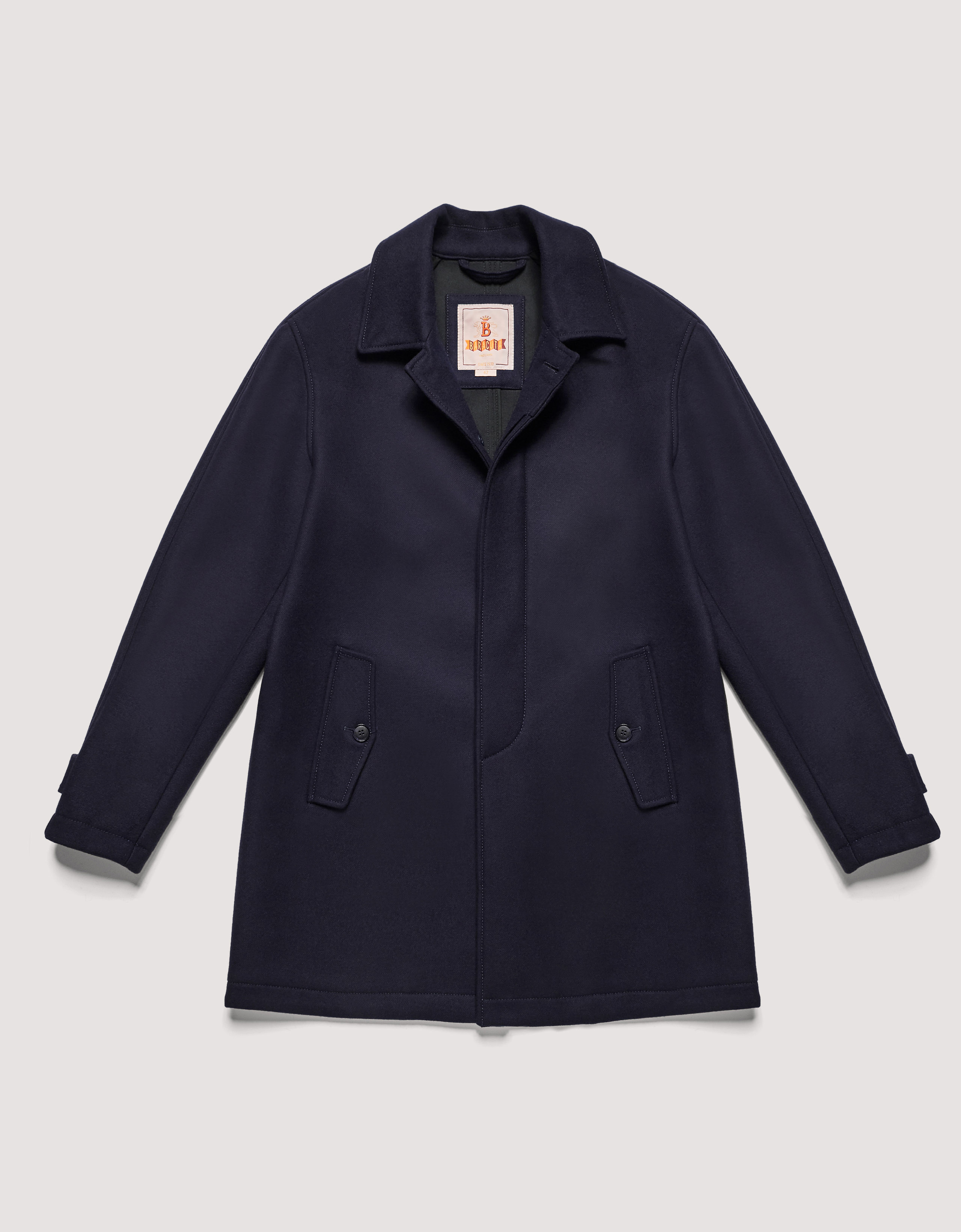 BARACUTA G10 Archive Fit Felted Neo Navy 5
